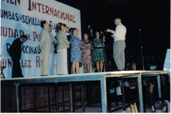 06-Primera actuación de Solera 8-9-73. en el castillo 5
