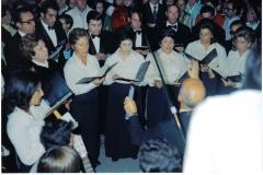 Solera actuación para TVE 2 1978