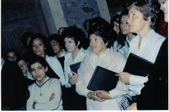 Solera actuación para TVE 3 1978