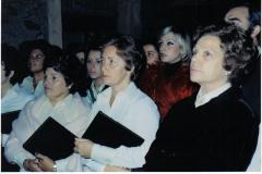 Solera actuación para TVE 4 1978